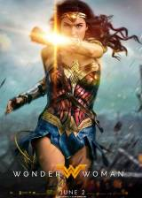 Movie poster from Wonder Woman, in theaters on June 02, 2017