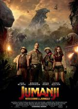 Poster from 'Jumanji: Welcome to the Jungle'