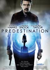 Movie poster from Predestination, in theaters on January 09, 2015