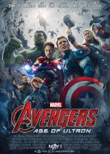 Movie poster from Avengers: Age of Ultron, in theaters on May 01, 2015
