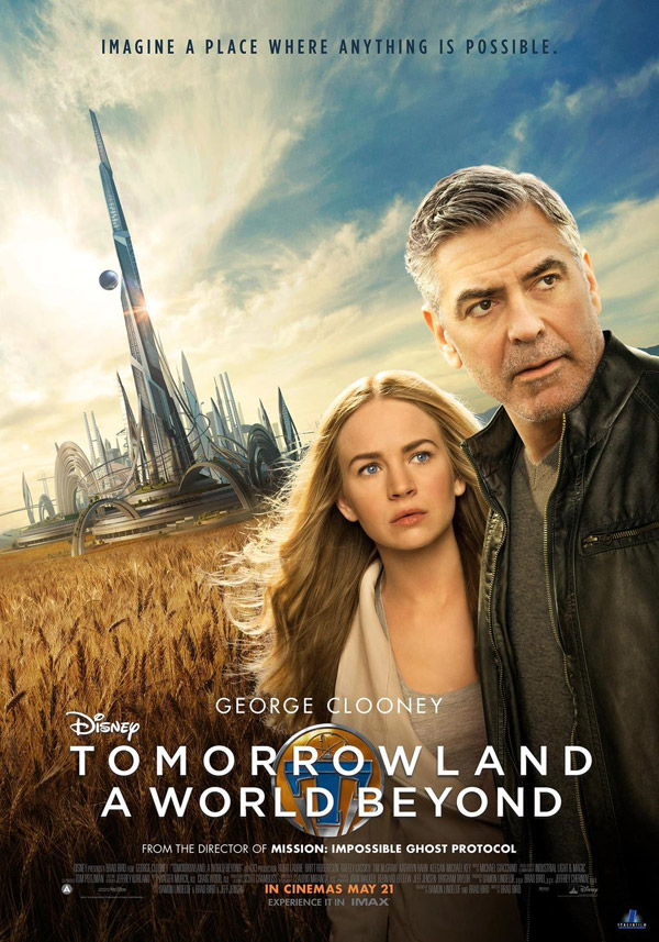 Movie Posters From Tomorrowland