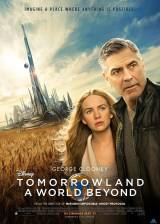 Movie poster from Tomorrowland, in theaters on May 22, 2015