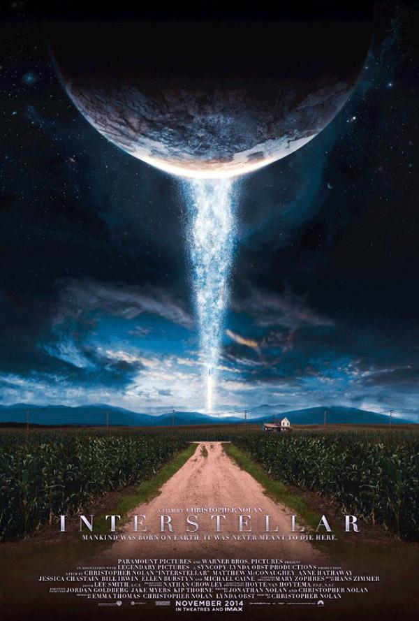 """Résultat de recherche d'images pour """"interstellar affiche"""""""
