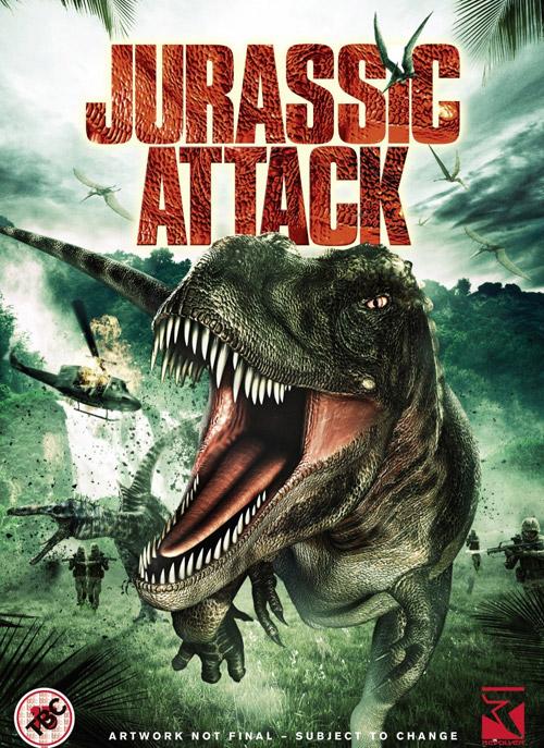 Jurassic Attack 2013 এর চিত্র ফলাফল
