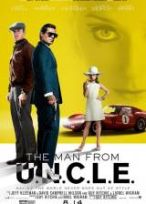 Movie poster from The Man from U.N.C.L.E., in theaters on August 14, 2015