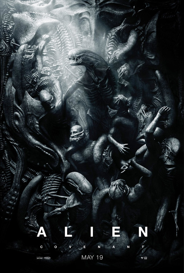 Us poster from the movie Alien: Covenant