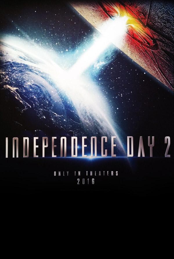 Affiche Cinema N 1 De Independence Day Resurgence 2016 Scifi Movies