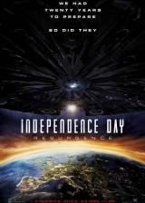 Movie poster from Independence Day: Resurgence, in theaters on June 24, 2016