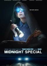 Movie poster from Midnight Special, in theaters on March 18, 2016