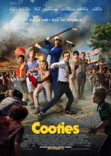 Movie poster from Cooties, in theaters on September 18, 2015