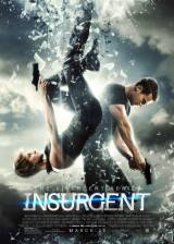 Movie poster from Insurgent, in theaters on March 20, 2015