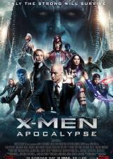 Movie poster from X-Men: Apocalypse, in theaters on May 27, 2016