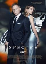 Movie poster from Spectre, in theaters on November 06, 2015