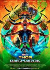 Movie poster from Thor: Ragnarok, in theaters on November 03, 2017