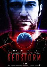 Poster from 'Geostorm'