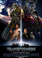 Movie poster from Transformers: The Last Knight, in theaters on June 21, 2017