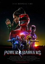 Poster from 'Power Rangers'