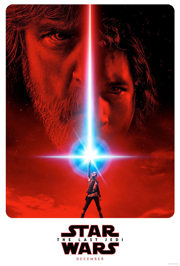 Us poster from the movie Star Wars: The Last Jedi