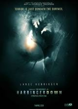 Movie poster from Harbinger Down, in theaters on August 07, 2015