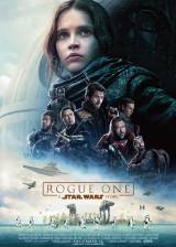 Movie poster from Rogue One: A Star Wars Story, in theaters on December 16, 2016