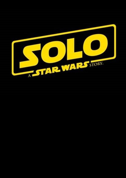 Visuel international du film Solo: A Star Wars Story