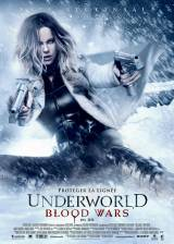 Affiche du film 'Underworld Blood Wars'