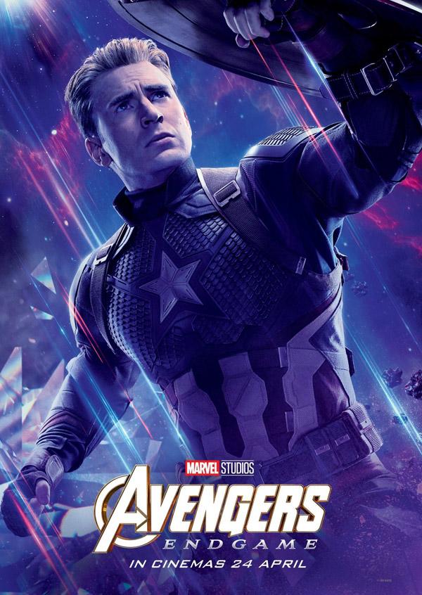 Affiche cinéma n°43 de Avengers: Endgame (2019) - SciFi