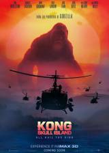 Movie poster from Kong: Skull Island, in theaters on March 10, 2017