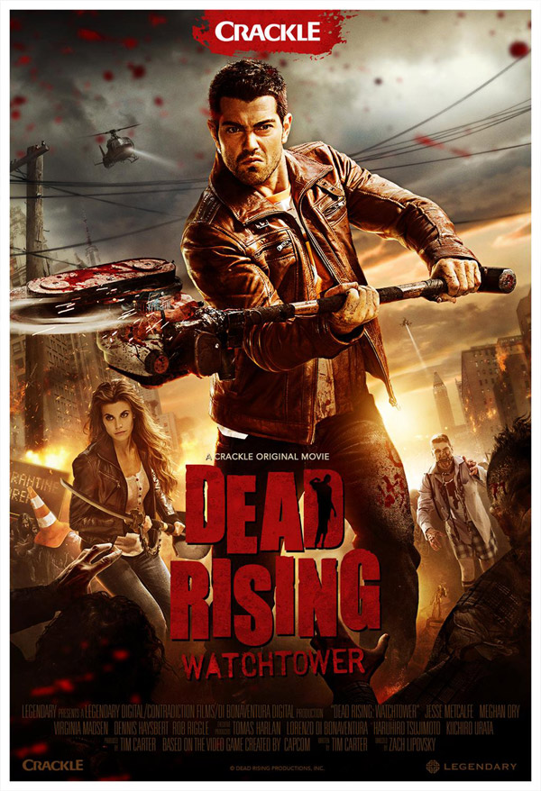 Movie Posters From Dead Rising