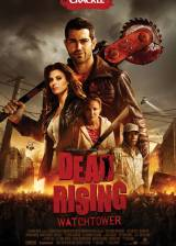 Movie poster from Dead Rising, in theaters on March 27, 2015