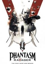 Movie poster from Phantasm: Ravager, in theaters on October 07, 2016