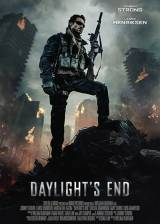 Movie poster from Daylight's End, in theaters on August 26, 2016