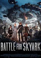 Movie poster from Battle for Skyark, in theaters on January 05, 2016