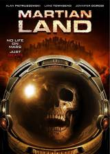 Movie poster from Martian Land, in theaters on October 06, 2015