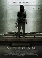 Movie poster from Morgan, in theaters on September 02, 2016