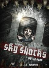 Movie poster from Sky Sharks, in theaters on September 01, 2017