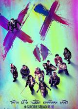 Movie poster from Suicide Squad, in theaters on August 05, 2016