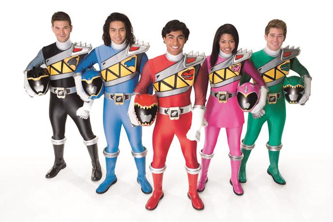 Stills From Power Rangers Dino Charge Haim Saban 2015