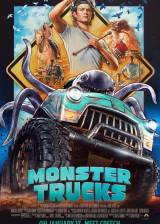 Miniature d'affiche américaine de 'Monster Cars'