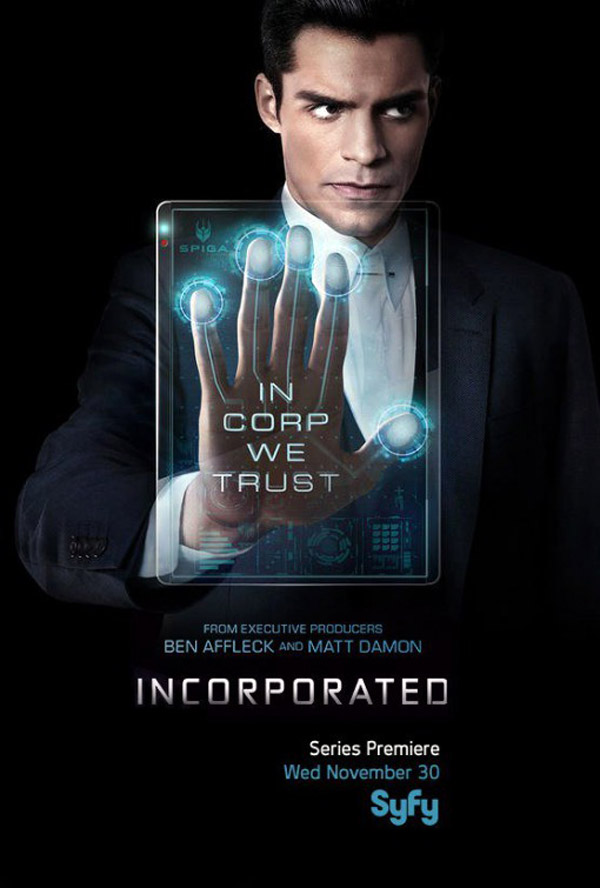 Us poster from the series Incorporated