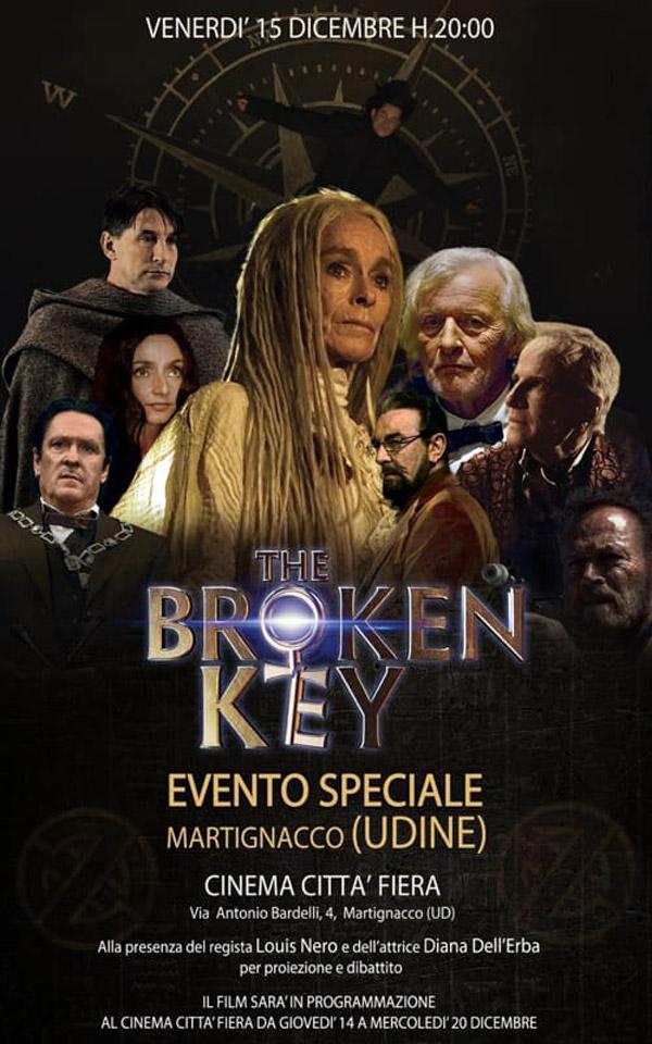 Resultado de imagem para the broken key  movie