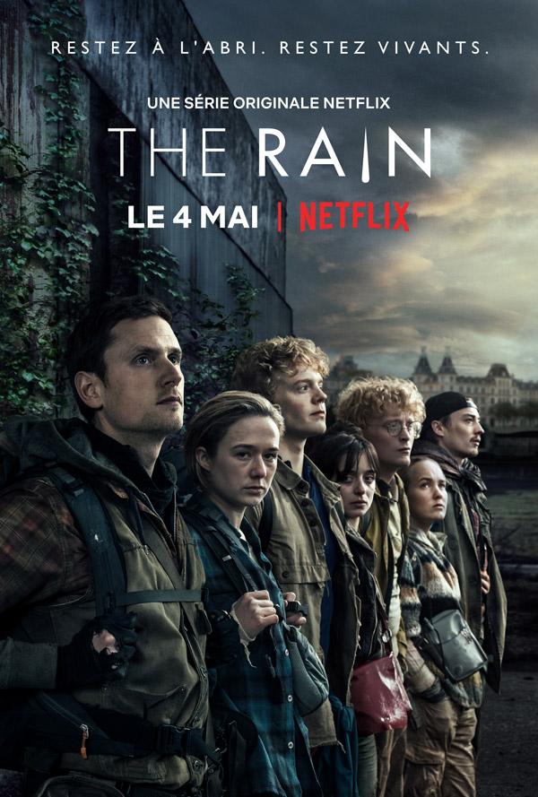 The Rain 2018 Movie Poster 2 Scifi Movies