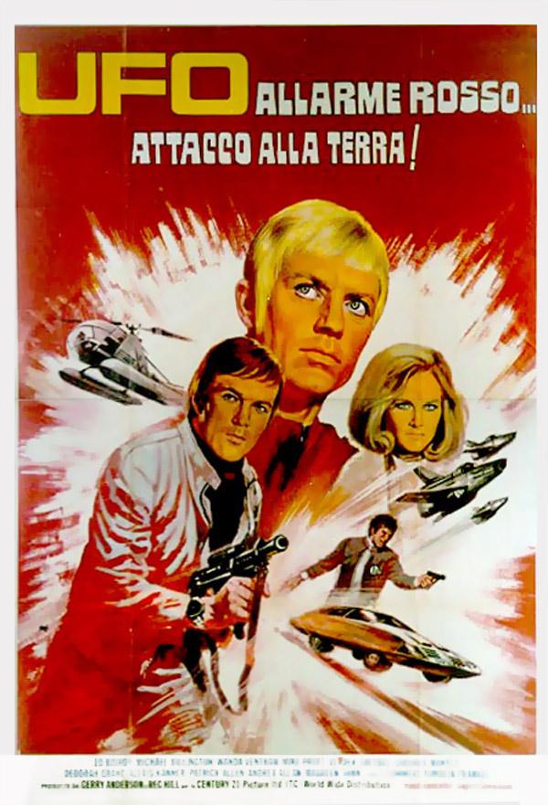 UFO - Allarme rosso    attacco alla Terra! - Bruno Mattei