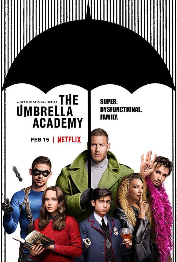 Trailer #1 of The Umbrella Academy - SciFi-Movies