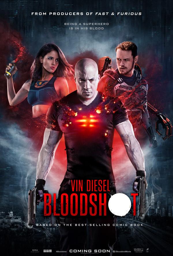 Bloodshot - Dave Wilson (2020) - SciFi-Movies