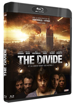 Jaquette BLU-RAY du film The Divide