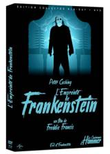 L'empreinte de Frankenstein [Édition Collector]